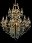 Preview: The coronation of chandeliers: 24 lights and two floors - Amazing!