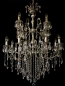 Preview: Gigantically two floor chandelier with 12 illuminates