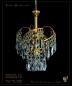 Preview: Wall light * Fits to chandelier with article no. 421-t + 421-35