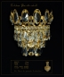 Preview: Wall light gold or chrome * Fits to chandelier series 214-30
