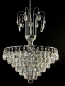 Preview: Fresh fountain chandelier with 6 illuminates!