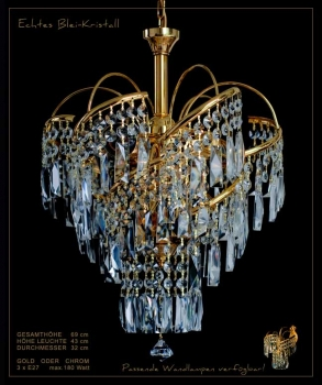 Wall light * Fits to chandelier with article no. 421-t + 421-35