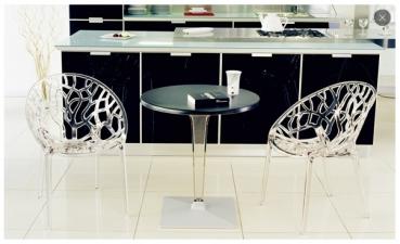 Plexiglas stuhl acryl stuhl transparenter stuhl ghost for Design plastikstuhl