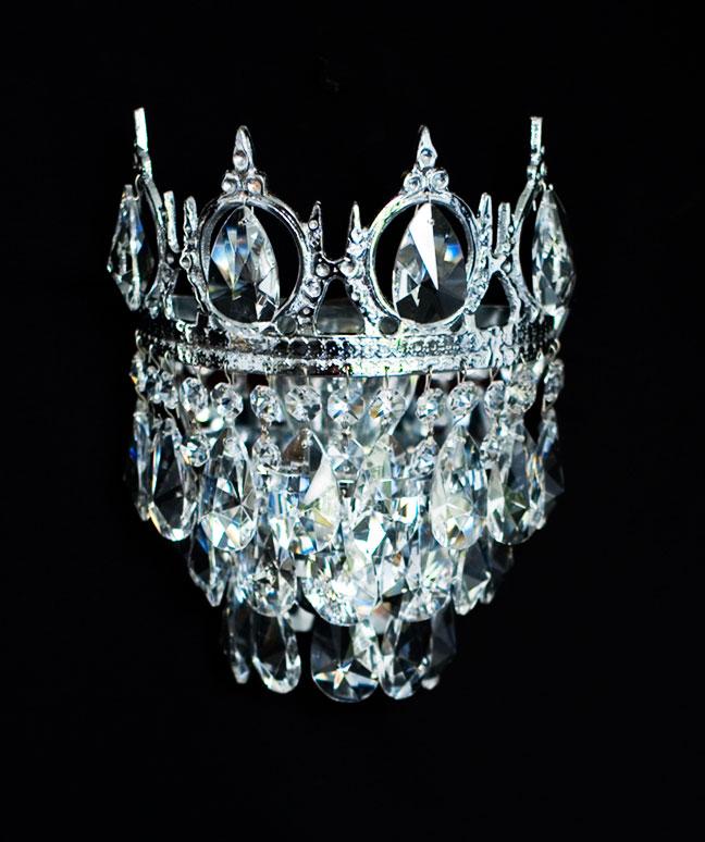 kristall wandlampen echt kristall jugendstil wandlampen. Black Bedroom Furniture Sets. Home Design Ideas