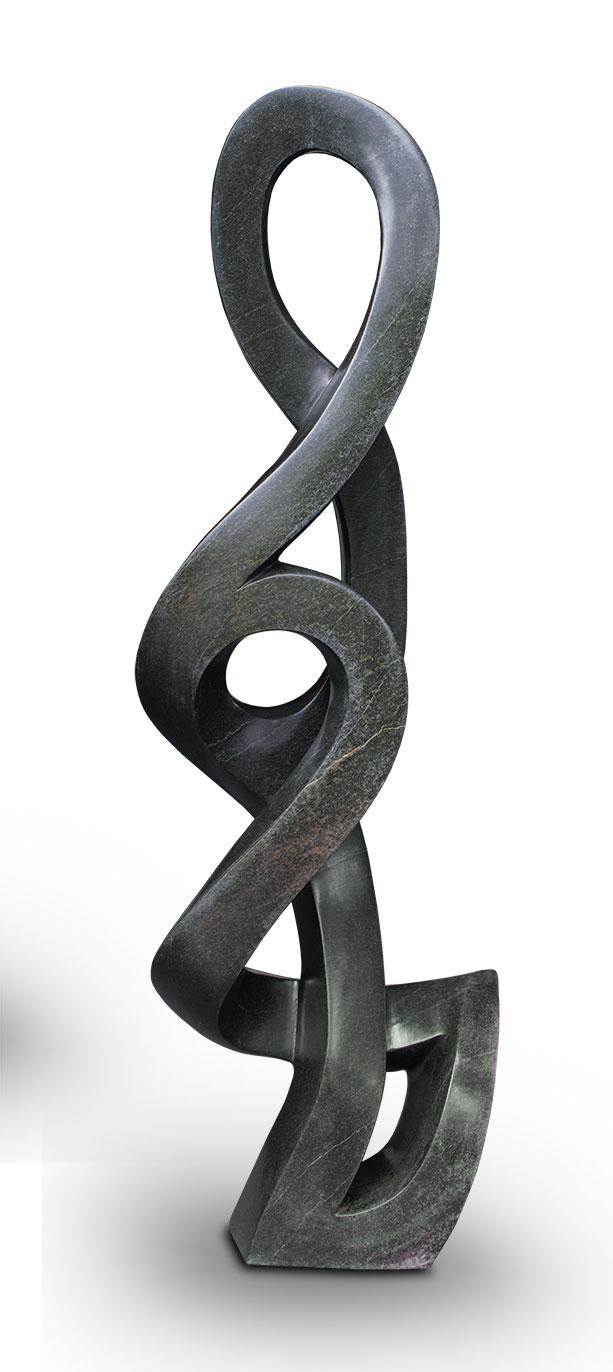 garten stein skulptur magic flower neuerraum. Black Bedroom Furniture Sets. Home Design Ideas