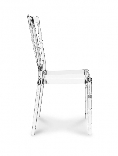 ghost chair opera klar transparent neuerraum. Black Bedroom Furniture Sets. Home Design Ideas